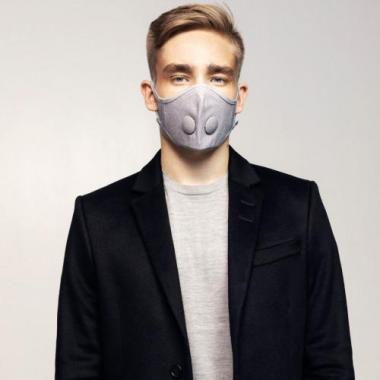 AIRINUM エリナム URBAN AIR MASK 2.0 マスク Quartz Grey